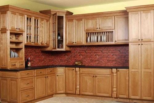 Bật mí những ưu điểm của tủ bếp gỗ tự nhiên 1