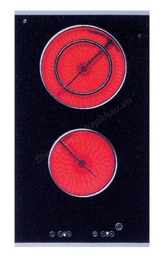BẾP ĐIỆN VITROCERAMIC TEKA VT TC 2P.1
