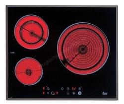 Bếp hồng ngoại 3 vùng nấu VITROCERAMIC TEKA TR 640