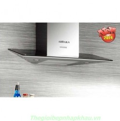 Máy hút mùi treo tường ABBAKA AB-98KV 90