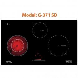 Bếp điện từ 3 vùng nấu Giovani G-371SD
