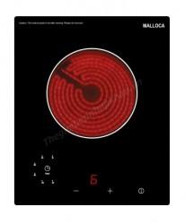 Bếp điện MALLOCA Domino DZ - 01R