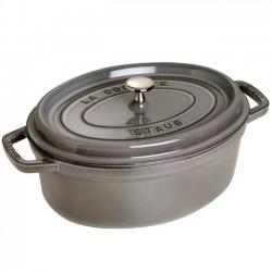 Nồi bếp điện từ ZWILLING Cocotte - 23 cm x 25 cm Gray  Oval