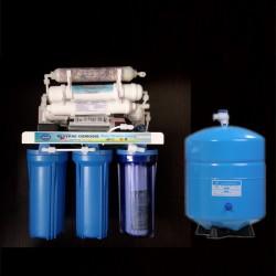 Máy lọc nước DENOR 8 cấp không vỏ tủ
