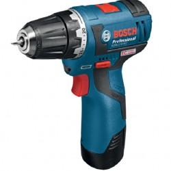 Máy khoan vặn vít cầm tay dùng pin Bosch GSR 12 V-EC