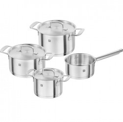 Bộ nồi ZWILLING Base Cookware - 4 pcs (induction) 3 layers