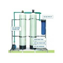 Hệ thống lọc nước đầu nguồn Clean & Green DN02