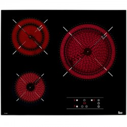 Bếp điện 3 vùng nấu Vitroceramic Teka TR 6320