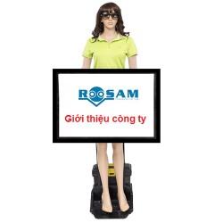 MANOCANH ROBOT QUẢNG CÁO TỰ ĐỘNG ROOSAM RSMM-AC-T1-M