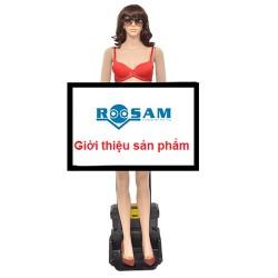 MANOCANH ROBOT QUẢNG CÁO TỰ ĐỘNG ROOSAM RSMM-AC-T1-T