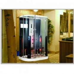 Phòng tắm xông hơi khô kết hợp ướt Govern K 077