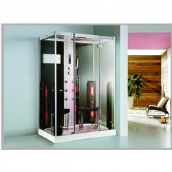 Phòng tắm xông hơi khô kết hợp ướt Govern K 072