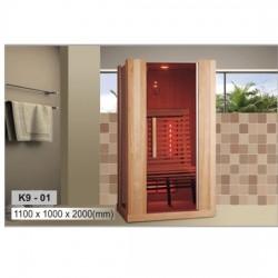 Phòng tắm xông hơi khô Govern K9-01