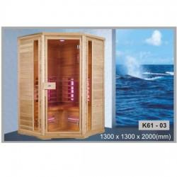Phòng tắm xông hơi khô Govern K61-03