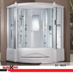 Phòng tắm xông hơi Euroking EU-8824