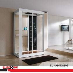 Phòng tắm xông hơi Euroking EU-A801/A802