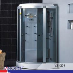 Phòng tắm xông hơi Nofer VS-201