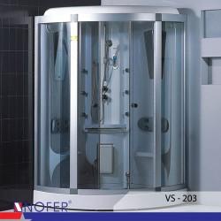 Phòng tắm xông hơi Nofer VS-203