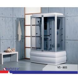 Phòng tắm xông hơi Nofer VS-805