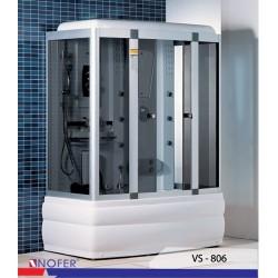 Phòng tắm xông hơi Nofer VS-806