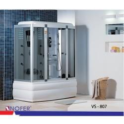 Phòng tắm xông hơi Nofer VS-807