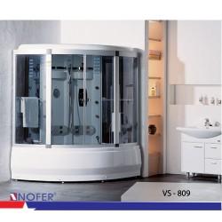 Phòng tắm xông hơi Nofer VS-809