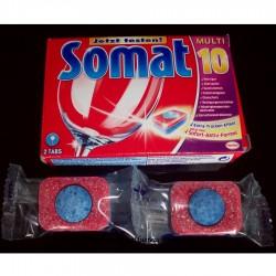 Viên rửa chén bát Somat 550gr